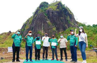 Bukit Kandis Bengkulu, Lahan Bekas Tambang yang Diharapkan Mampu Dukung Ekonomi Masyarakat