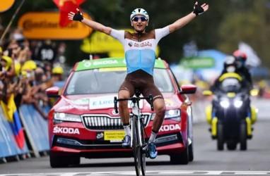 Nans Peters Menangi Etape Kedelapan Tour de France