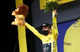 Adam Yates Tetap Bertahan di Pucuk Klasemen Tour de France