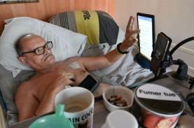 Pria Asal Prancis Ini Ingin Tayangkan Detik-Detik…