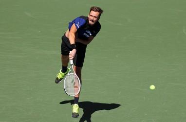 Hasil Tenis AS Terbuka, Medvedev Belum Kehilangan Satu Set Pun