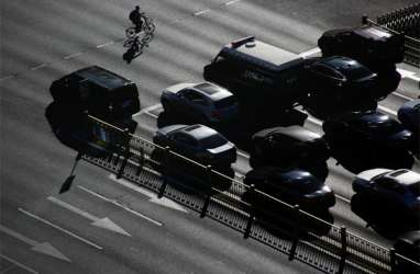 Pasar Mobil China Diprediksi Tumbuh Tipis dalam 5 Tahun