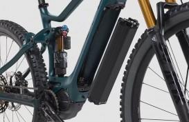 Shimano EP8, Motor Listrik Sepeda Gunung Makin Bertenaga