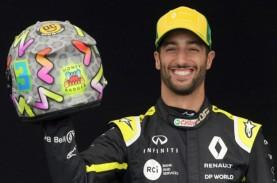 F1 Musim Depan, Renault Rebranding & Berwarna Prancis