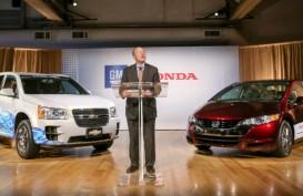 Honda dan General Motors Gagas Aliansi di Amerika Utara