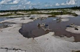 Gakkum KLHK Tutup Tambang Ilegal Emas di Cagar Alam Mandor
