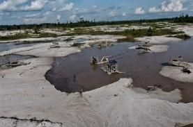 Gakkum KLHK Tutup Tambang Ilegal Emas di Cagar Alam…