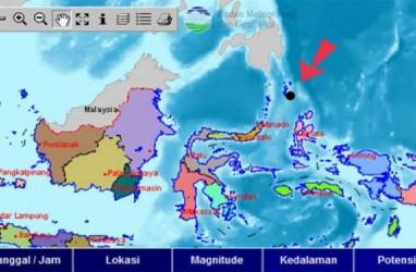 Gempa 6,9 SR di Melonguane Akibat Subduksi Lempeng Laut Filipina