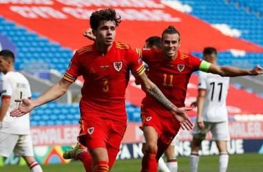 Hasil Nations League, Bek Muda Liverpool Bawa Wales Sikat Bulgaria