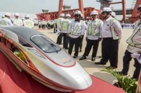 Proyek Kereta Cepat, Tak Perlu Belajar Sampai ke Negeri…