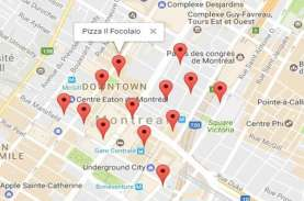 Google Maps Petakan Wilayah Mana yang Paling Berbahaya…