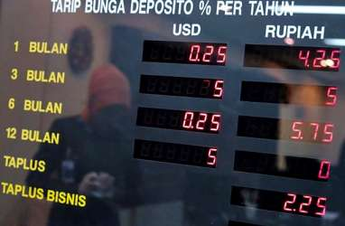 Mau Simpan Dana? Intip Bunga Deposito BNI, BRI, BCA, dan Bank Mandiri!