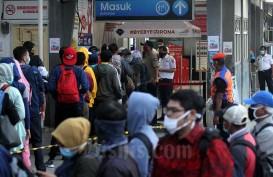 Pengguna KRL Membeludak, KCI: Kondisi di Stasiun Tetap Terkendali