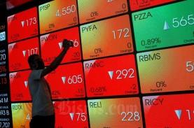 Data Cadev Belum Mampu Angkat IHSG, Saham Bank Besar…