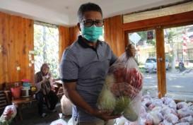 Akses Distribusi Sayuran ke Jakarta Terhambat, Petani di Kab. Bandung Merugi