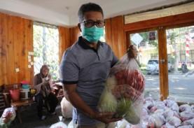 Akses Distribusi Sayuran ke Jakarta Terhambat, Petani…