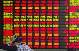Data Ekspor China Positif, Indeks Shanghai Composite Masih Tak Bergairah