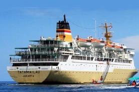 Pelni Cuma Operasikan 16 Kapal Penumpang