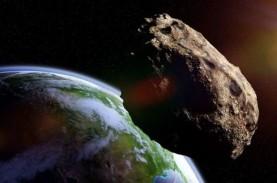 Asteroid Berukuran 37 Meter Bakal Dekati Bumi Pekan…