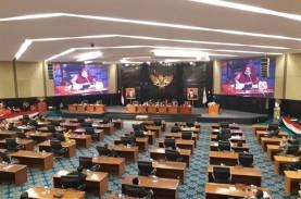 Empat Fraksi DPRD DKI Walk Out dalam Rapat Paripurna…
