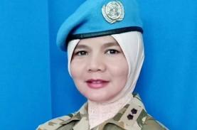 Revilla Oulina, Komandan Pasukan PBB Wanita Pertama…