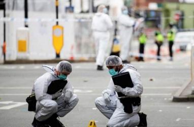 Kasus Penusukan Birmingham, Polisi Inggris Ringkus Seorang Pria