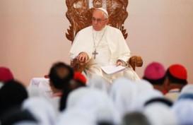Ingatkan Bahaya Gosip, Paus Fransiskus: Lebih Buruk dari Wabah!