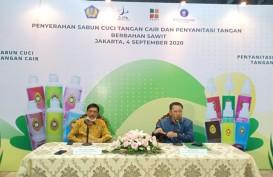 BPDP-KS Perkenalkan Hand Sanitizer Berbahan Sawit