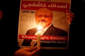 Jamal Khashoggi Dibunuh, 8 Orang Divonis 20 Tahun…
