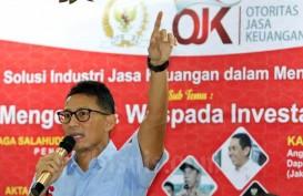 Cerita Sandiaga Uno Cs dan Boy Thohir 'Profit Taking' Saham MDKA