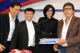 Rosano Barack Jual Saham Plaza Indonesia Rp165 Miliar,…