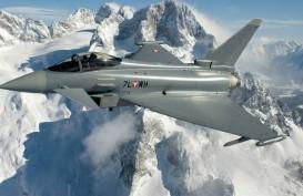 Menhan Austria Respons Permintaan Prabowo Beli Jet Tempur Bekas Eurofighter