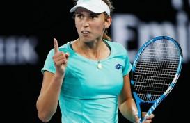 Hasil US Open 2020: Bikin Kejutan, Mertens Kalahkan Unggulan Dua