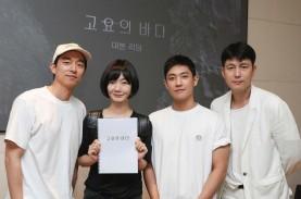 Ahjussi Tampan, Gong Yoo Bintangi Serial Netflix The…