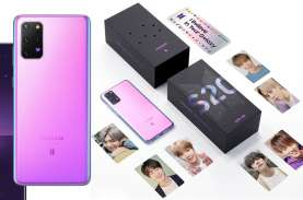 Samsung S20+ BTS Edition Viral terus dengan Tagar…