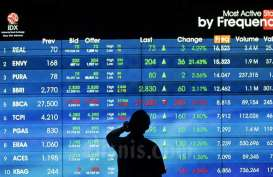 IHSG Rebound, Saham BMRI Disayang TLKM Dibuang