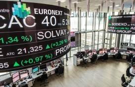 Bursa Eropa Tertahan Pelemahan Harga Minyak