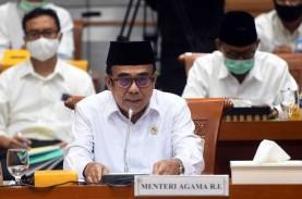 DPR Tegur Menteri Agama terkait Komentar Sumber Radikalisme