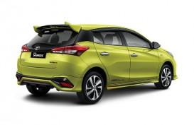 Resmi Mengaspal, New Toyota Yaris Dibanderol Rp236,4 Juta