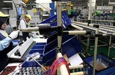 Klaster Pabrik dan Alarm Mengendurnya Aktivitas Manufaktur