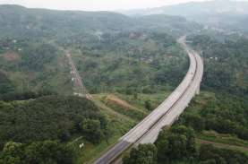 Ada Truk Terbalik di KM 83 Tol Cipularang Arah Jakarta