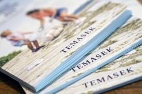 Portofolio Temasek Holdings Tumbuh Minus, Pertama…