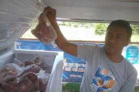Realisasi Impor Daging Kerbau India Capai 23.658 Ton