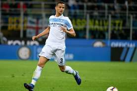 Lazio Segera Perpanjang Kontrak Bek Brasil Luiz Felipe