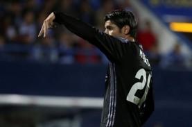 Juventus Berusaha Merekrut Striker Atletico Madrid…