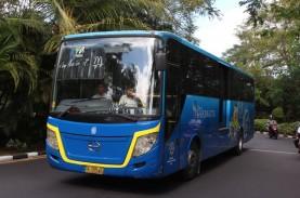 ANGKUTAN PERKOTAAN : Bali Didorong Gunakan Transportasi…