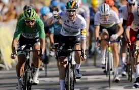 Sam Gennett Menangi Etape Tour de France Pertama Kali