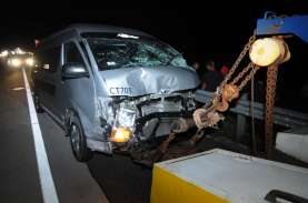 Kecelakaan Maut Empat Kendaraan di Tol Boyolali, Begini…