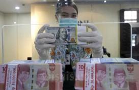 Dolar AS Menggila, Kurs Jisdor Melemah ke Rp14.853