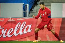 Nations League : Prancis & Portugal Raih 3 Poin, Ronaldo…